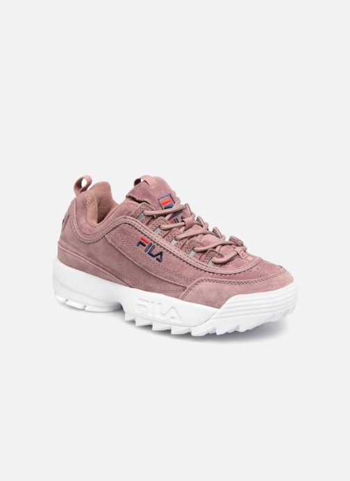fila disruptor rose