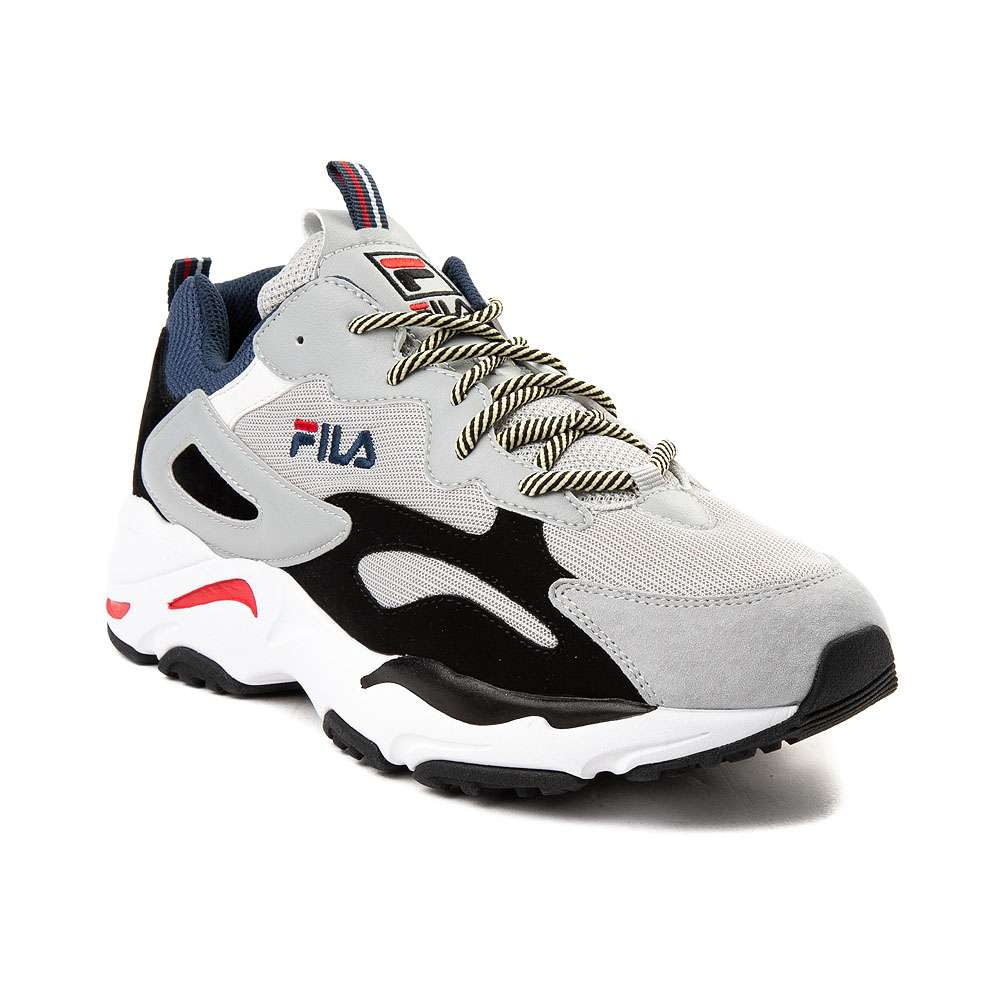 fila ray tracer femme blanche