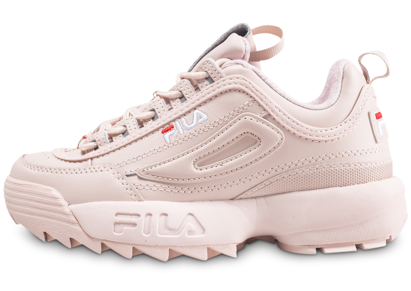 fila rose pale
